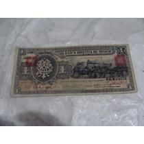 Billete Billete De Diez Pesos , Gobierno Provisional De Mexi