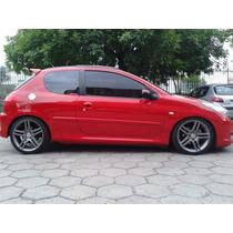 207 Xt Premium 2009 Rojo Aden Unico