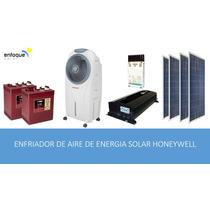 Enfriador Cooler Honeywell Con Planta De Energia Solar