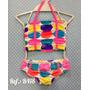 Biquini Estampado Bolas Coloridas Bebê Oshkosh