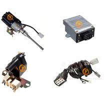 Kit Ignição Eletrônica Jeep Willys Rural F75 6cc Completo