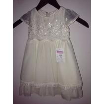 Vestido De Bautizo Para Niña 9 Meses