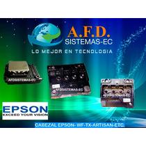 Cabezal Epson Wf/tx/artisan/l/etc.