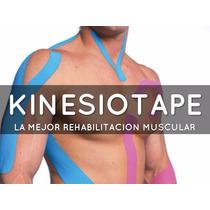 1rollo Cinta Kinesiologica Vendaje Neuromuscular Kinesiotape