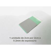 Thermal Pad Termico Elastomero P/ Processador Cpu E Gpu