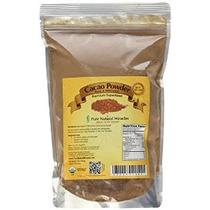 Pura Milagros Natural Cacao En Polvo Sin Procesar Y Orgánica