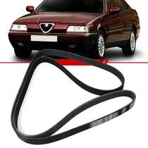 Correia Poly V Alfa Romeo 164 97 96 95 94 93 92 3.0 Dentada