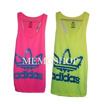 Musculosa Deportiva Adidas Mujer