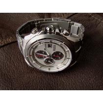 Citizen Eco-drive Titanium Cronógrafo Safira Ca0550-87a- 12x