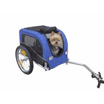 Carro Para Perro Booyah Small Dog Pet Bike Bicycle Trailer