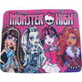 Tapete Da Monster High Infantil Antiderrapante Jolitex