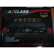 Descodificador Tv Satelital Azclass S1000 Full Hd 1080p Wifi
