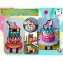 Torta Soy Luna!!! 40 Personas (2 Pisos Reales!!!)