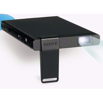 Mini Projetor Sony Portátil Laser Mp-cl1 Black
