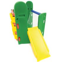 Playground Parquinho De Atividades Infantil Em Polietileno