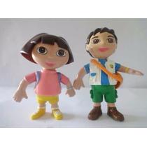 Muñeco Dora Y Diego
