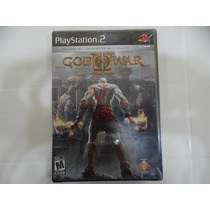 God Of War 2 - Ps2 - Lacrado!