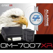 Alarme De Carro Lookout Ômega7 Om-7007xr Blocar Completo