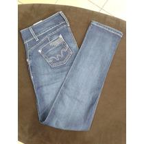 Pantalon Mezclilla Wrangler Mod: 53529nh48 T-11