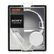 Sony Audífono Del Modelo Mdr-zx100 Enempaque Original Blanco