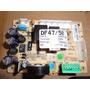Kit Placa Sensores Y Forzador Electrolux Df47 Df50 Dfw50x