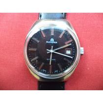 Excelente Reloj Bucherer By Rolex Automatico Acero