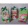 20 Caixas Surpresas Personalizadas Natal 15x7x7 Milk