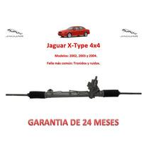 Caja Cremallera Direccion Hidraulica Jaguar X-type 4x4 2002
