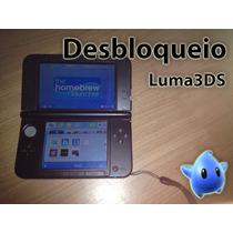 Desbloqueio Definitivo 3ds / New 3ds / 2ds E Xls Até 11.2