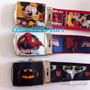 Correas Spiderman Cars Mickey Batman Jake Pirata Mario Bros