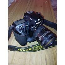Câmera Fotográfica Profissional Nikon D2hs C/ Lente De 28-85