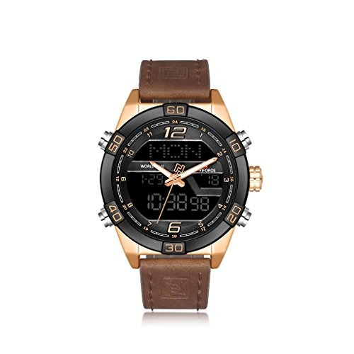 Tayhot Mens Relojes Analógicos Digitales Reloj De Doble Tie -   163.900 en  Mercado Libre f2aac31e4e11