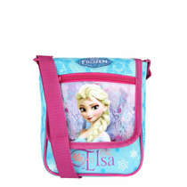 Bolsinha Feminina Transversal Frozen Elsa 51746 Dermiwil
