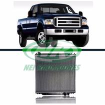 Radiador Ford F250 / F350 / F4000 Ano 99 Em Diante