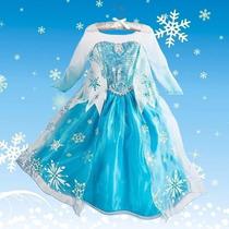 Vestidos Frozen $ 12.000 C/u