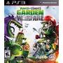 Plantas Vs Zombies Garden Warfare Ps3 Formato Digital Ya!!!!