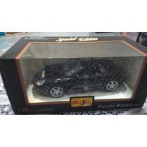 Porsche Boxster De Coleccion Maisto Nuevo! Esc 1:24