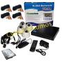 Kit Seguridad Dvr 8 Ch 4 Camaras Interior +cables+disco 1 Tb