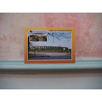 Cartão Postal Estadio Mineirão Belo Horizonte Mg Antigo 02