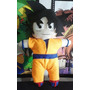 Pelúcia Dragon Ball - Goku