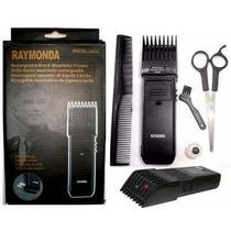 Máquina Cortar Cabelo Fazer Barba Pezinho Raymonda-original