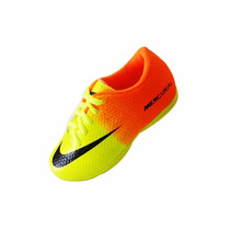 Chuteira Society Infantil Nike Mercurial