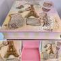 Cofre Caja Para Guardar Tus Prendas Vintage