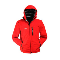 Campera Montaña Nieve Sherpa Tricapa Aquaclever Impermeable