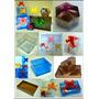 Embalagem Decorativa Transparente - 30 X 20 X 8