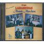 Cd Grupo Labaredas - Avante Marchem [bônus Playback]