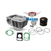 Kit Turbinado Vini Cg/fan E Nxr 150 Para 160cc 2mm