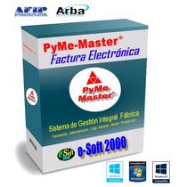 Factura Electrónica - Gestión Administrativa Pyme