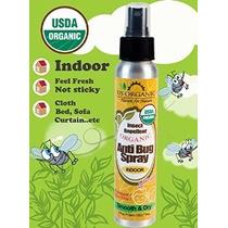 # 1 Orgánica Repelente De Insectos ÷ É Orgánico Certificad
