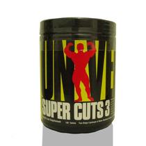 Super Cuts 3 Universal 130 Tablet Quemador Grasas Rapidísimo